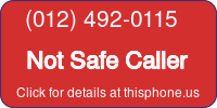 Phone Badge for 0124920115