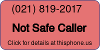 Phone Badge for 0218192017