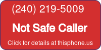 Phone Badge for 2402195009