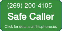Phone Badge for 2692004105