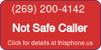Phone Badge for 2692004142