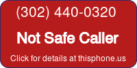Phone Badge for 3024400320