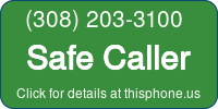 Phone Badge for 3082033100