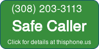 Phone Badge for 3082033113