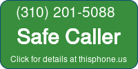 Phone Badge for 3102015088