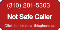 Phone Badge for 3102015303