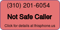Phone Badge for 3102016054