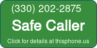 Phone Badge for 3302022875