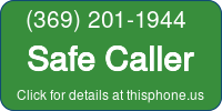 Phone Badge for 3692011944