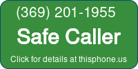 Phone Badge for 3692011955
