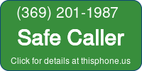 Phone Badge for 3692011987