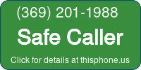 Phone Badge for 3692011988