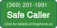 Phone Badge for 3692011991