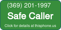 Phone Badge for 3692011997