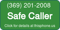Phone Badge for 3692012008