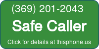 Phone Badge for 3692012043
