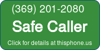 Phone Badge for 3692012080