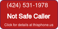 Phone Badge for 4245311978