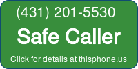 Phone Badge for 4312015530