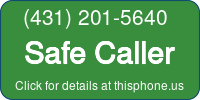 Phone Badge for 4312015640