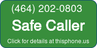 Phone Badge for 4642020803