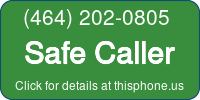 Phone Badge for 4642020805