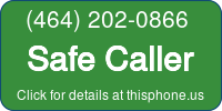 Phone Badge for 4642020866