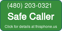 Phone Badge for 4802030321