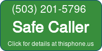 Phone Badge for 5032015796