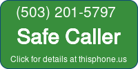 Phone Badge for 5032015797