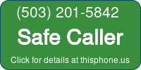 Phone Badge for 5032015842