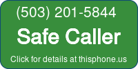 Phone Badge for 5032015844