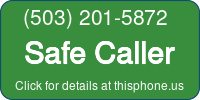 Phone Badge for 5032015872