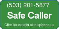 Phone Badge for 5032015877