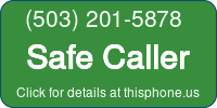 Phone Badge for 5032015878