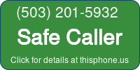 Phone Badge for 5032015932