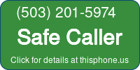 Phone Badge for 5032015974