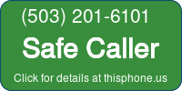 Phone Badge for 5032016101