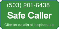 Phone Badge for 5032016438