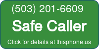 Phone Badge for 5032016609