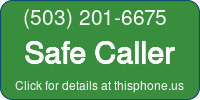 Phone Badge for 5032016675