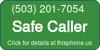 Phone Badge for 5032017054