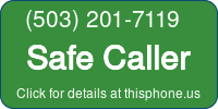 Phone Badge for 5032017119
