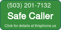 Phone Badge for 5032017132