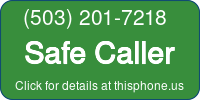 Phone Badge for 5032017218