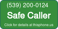 Phone Badge for 5392000124