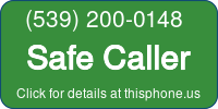 Phone Badge for 5392000148