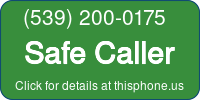 Phone Badge for 5392000175