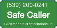 Phone Badge for 5392000241