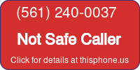 Phone Badge for 5612400037